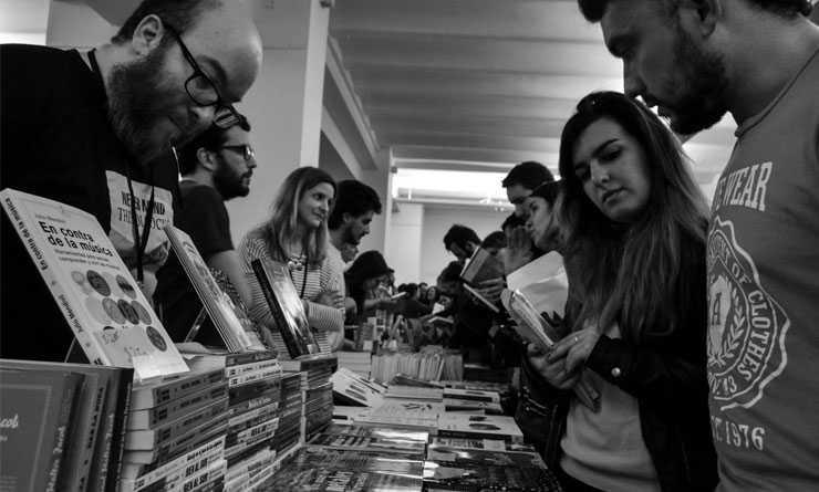 Feria de Editores. PH: Matías Moyano.