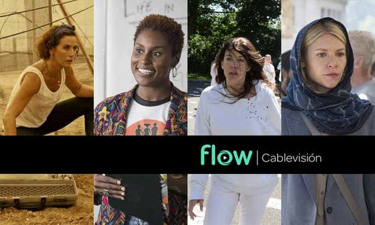 Qué miramos en Flow: Homeland – Insecure – Mar de plástico – The Leftovers