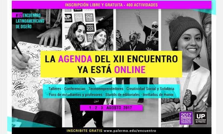 XII Encuentro Latinoamericano de Diseño
