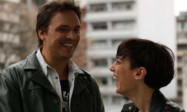 Jazmín Stuart y Ezequiel Campa