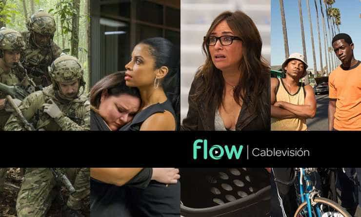 Qué miramos en Flow:  Six – This is us – Better things – Snowfall