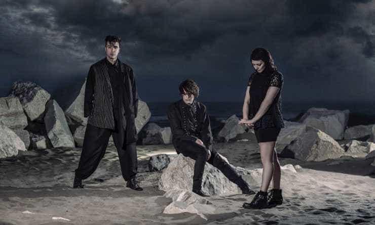 Altocamet son Mariana Monjeau, Pedro Moscuzza y Adrián Canu Valenzuela.