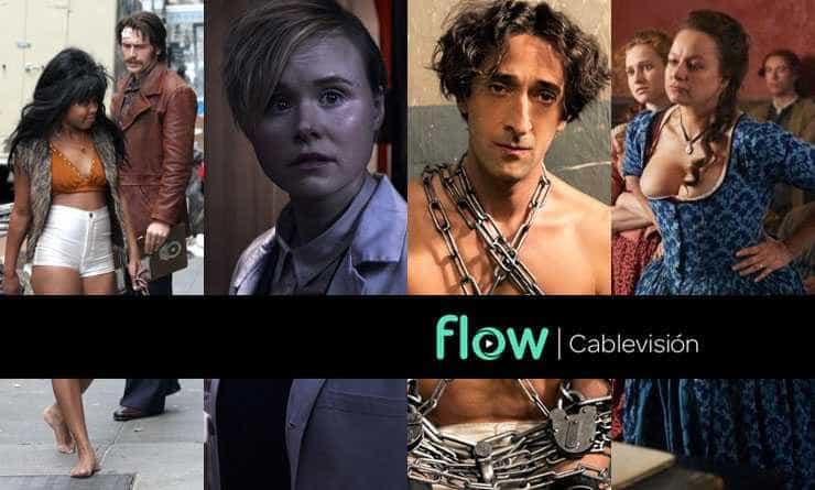 Qué miramos en Flow: The Deuce – American Horror Story: Cult – Houdini – Harlots