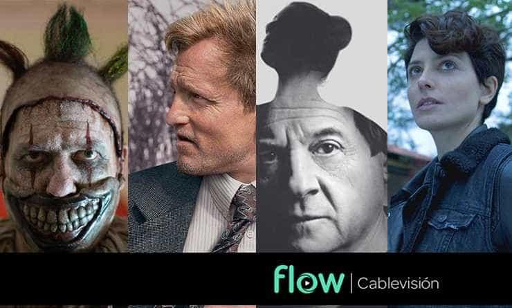 QuéMiramos en Flow. American Horror Story – True Detective – El Maestro – El Incidente