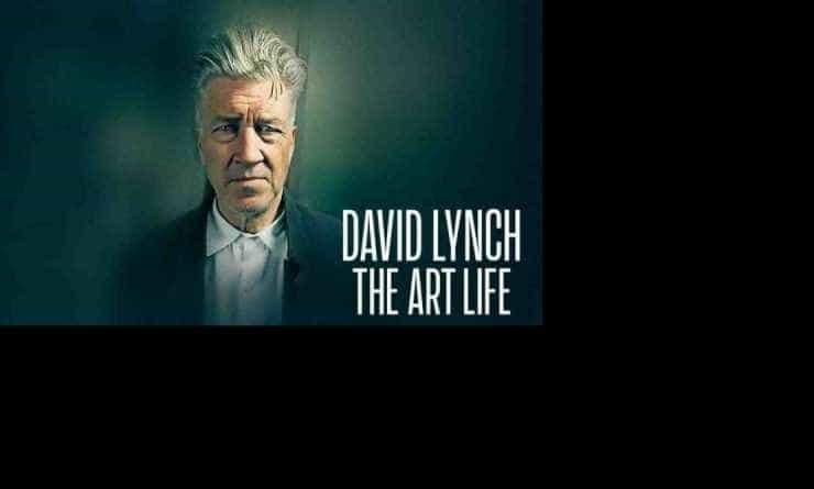 David Lynch, The art of life.