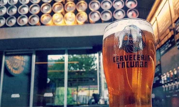 El Galpón de Tacuara. La mejor craft beer llegó a Palermo.