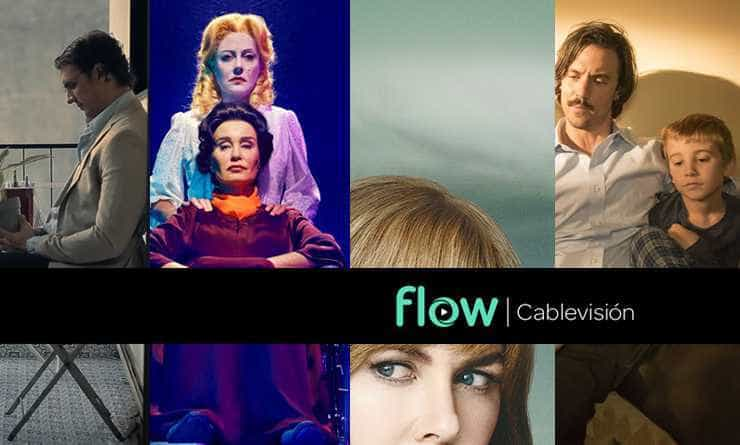 Qué miramos by Flow. Depto- Feud- Big Little Lies- This is Us