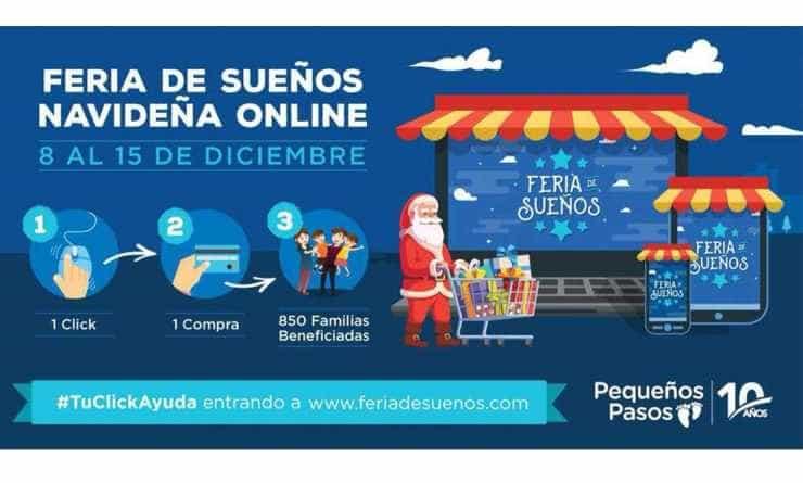 Feria de sueños navideña online