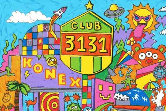 Todos los miércoles Club 3131 en el Centro Cultural Konex