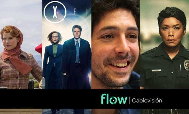 Qué miramos by Flow- Tha Last Post – The X-files – Boy Scauts – 9-1-1