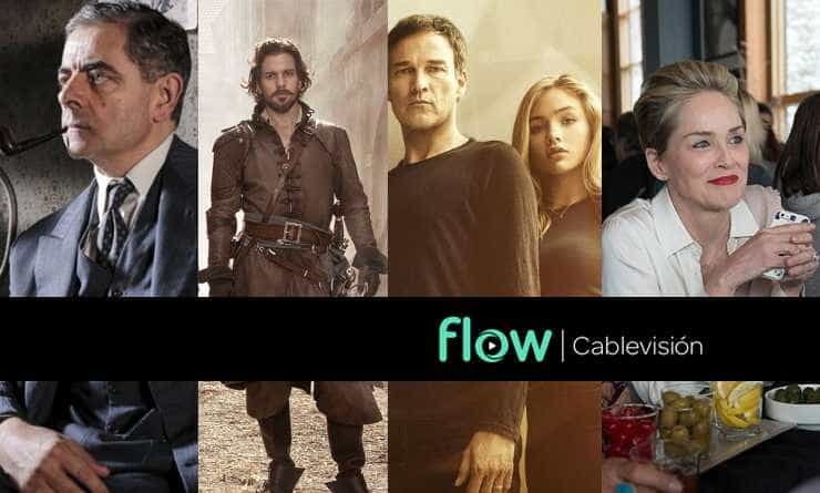 Qué miramos by Flow. Maigret – The Musketeers – The Gifted – Mosaic