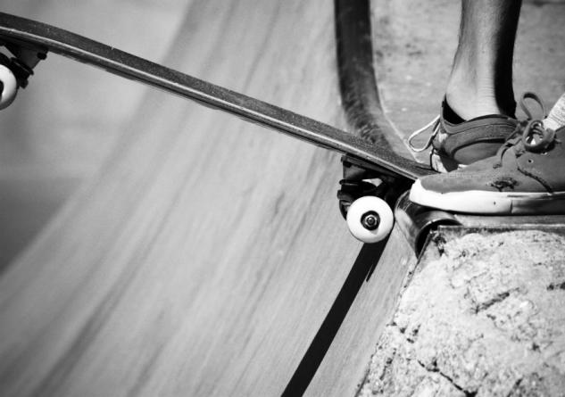 """Primer Campeonato de Skate """"Old School"""" en el Skatepark de Nordelta"""