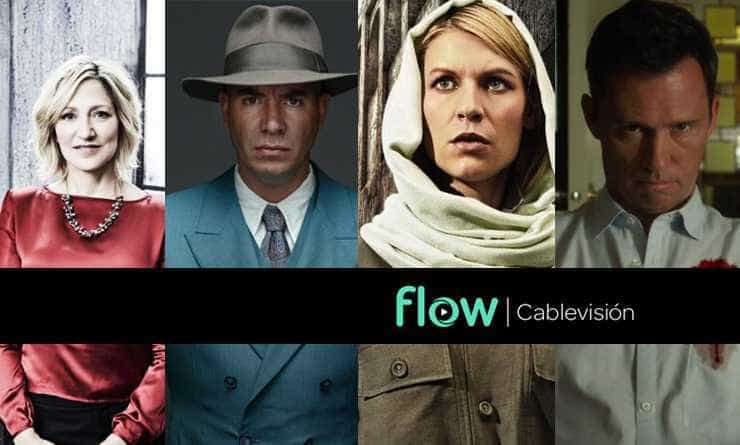 Qué miramos by Flow.  Law & Order True Crime: The Menendez Murders – Riphagen, El intocable – Homeland – Shut Eye