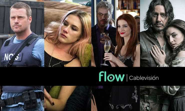 Qué miramos by Flow. NCSI Los Ángeles – Augusta Rua – El Negocio – Sitiados