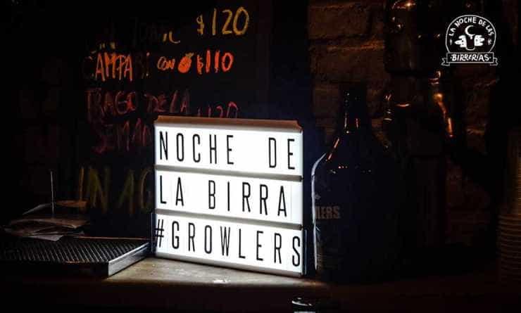 La noche de las birrerias