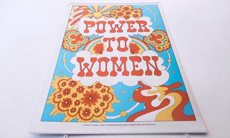 Female Power by Marte
