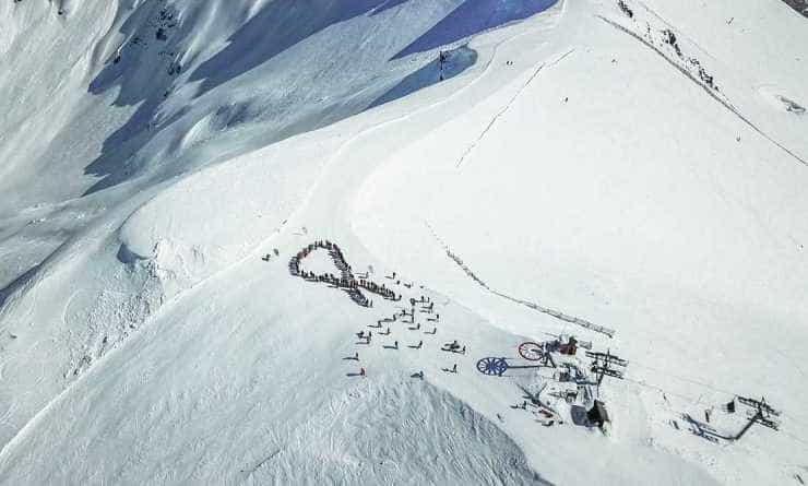 Chapelco Ski Resort #JuntosAlTeta