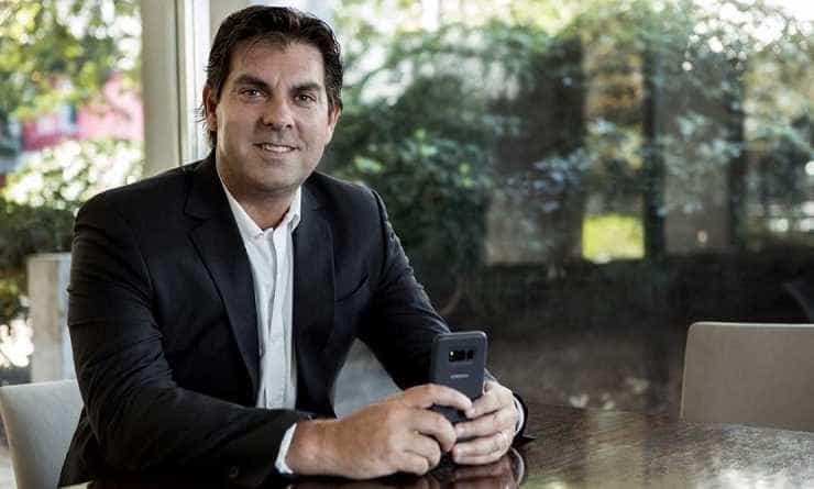 Alejandro Sobrino, Gerente de Comunicación y Marcas de Telecom