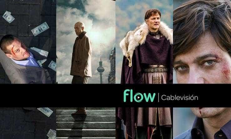 Qué miramos by Flow. El Lobista – Counterpart – Britannia – Presunto Culpable