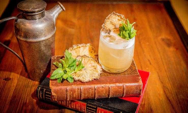 Santos Vega, draught bar.