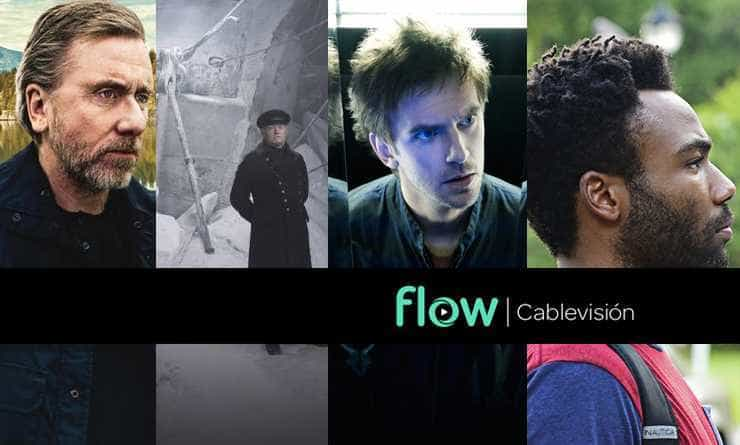 SERIES RECOMENDADAS FLOW