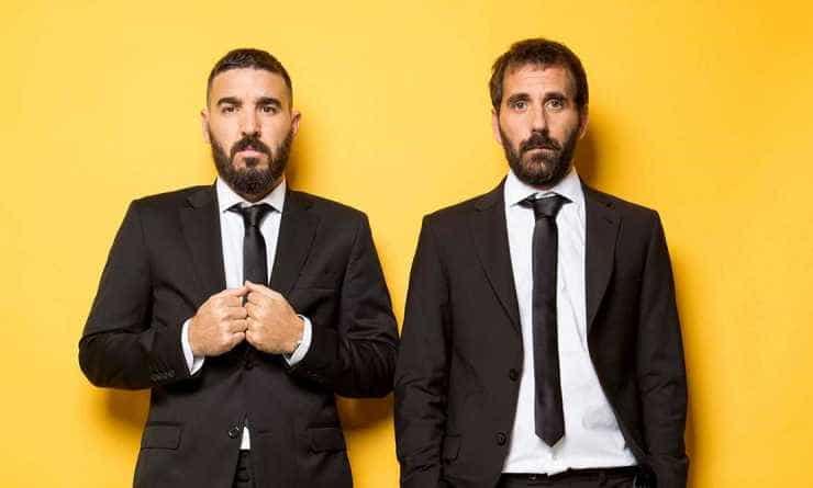 Ramiro Raposo y Fernando Sosa, La Comunidad BA.