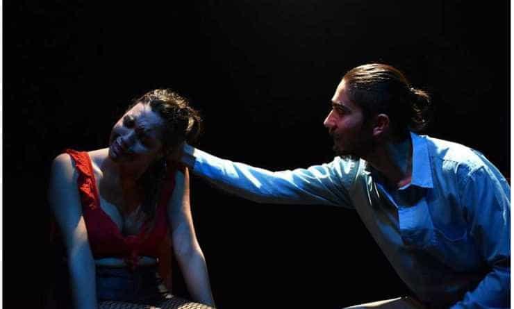 Corset de simio, teatro La Tertulia