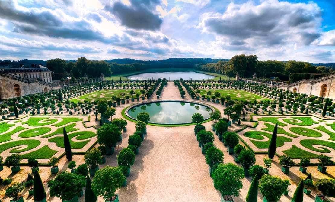 Bienvenue à Versailles