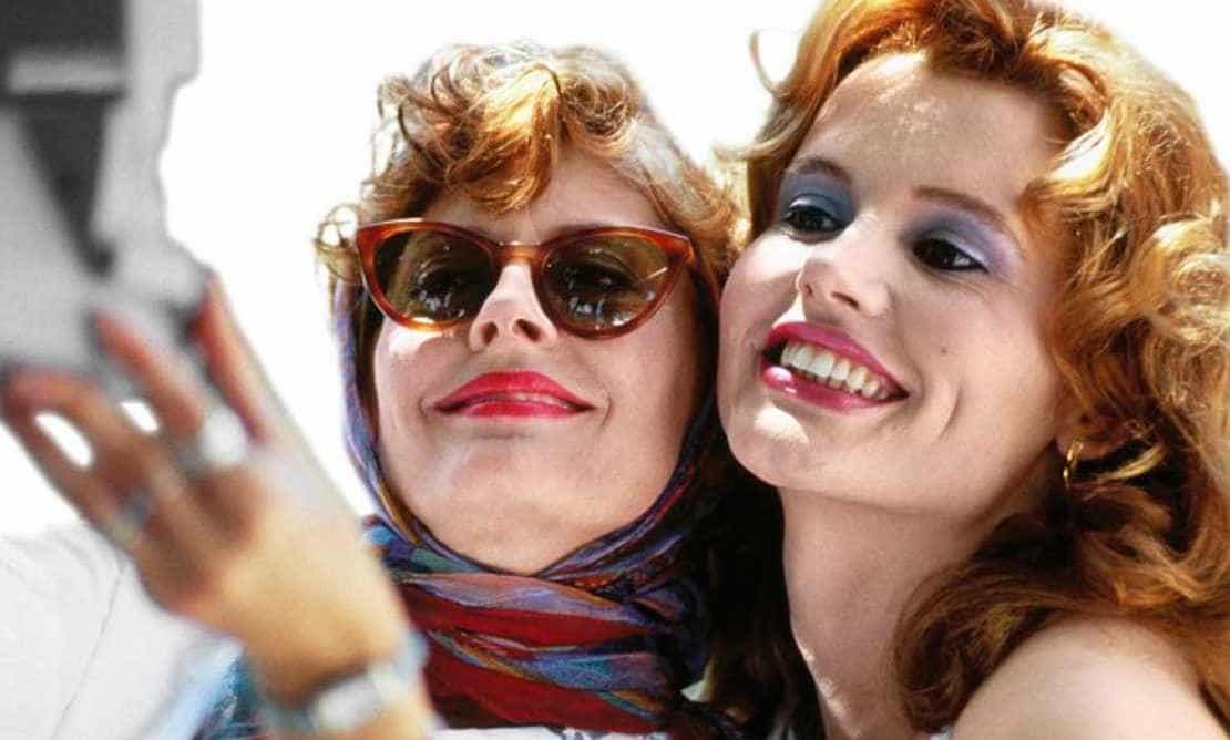 Thelma y Louise, una de las historias de amistad más fuerte del cine.