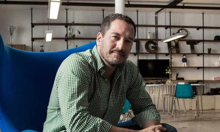 Sebastián Soneiras, Productor Ejecutivo de Fight Films.