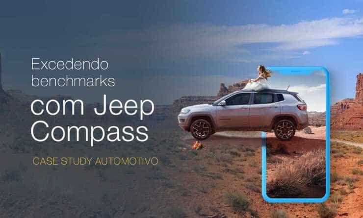 Jeep supera los benchmarks  y aumenta 64% el reconocimiento de marca