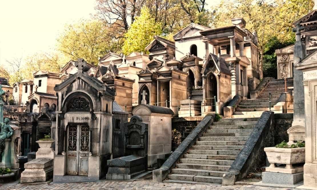 Le Cimentière Père-Lachaise