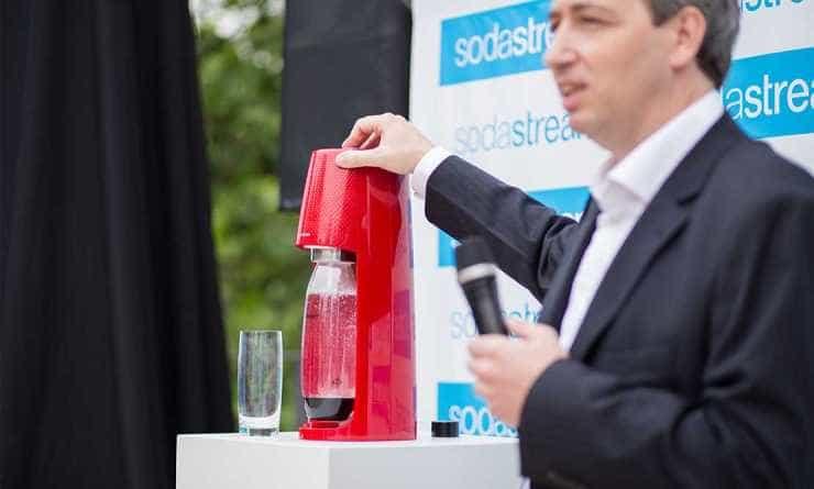 Javier Calandrelli, Country Manager de SodaStream en Argentina