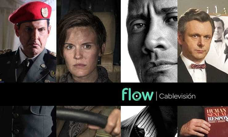 Qué miramos by Flow. El Comandante – Fear The Walking Dead – Ballers – Master of Sex