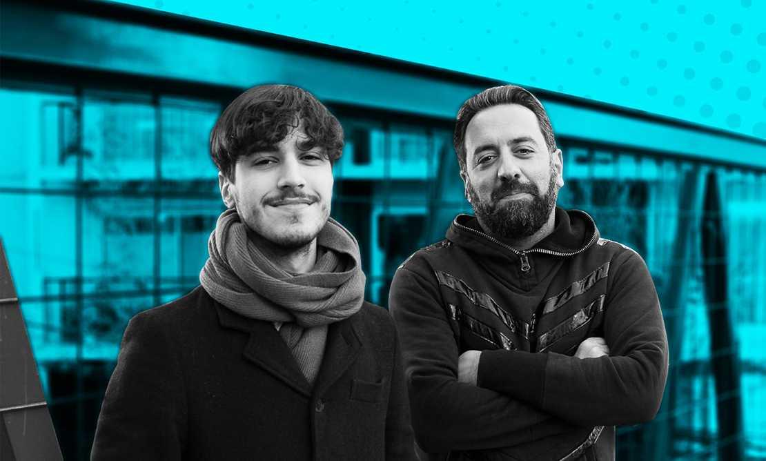 Luciano Ruiz & Lulo Calió - Filmar en Argentina