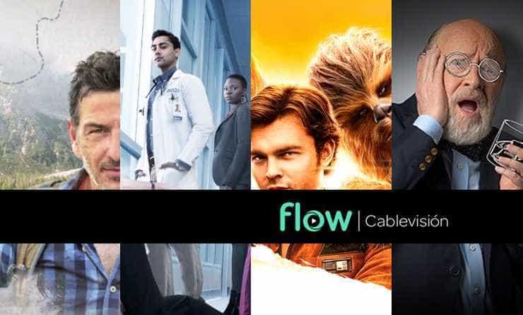 Qué miramos by Flow. Naturaleza Salvaje – The Resident – Han Solo – Pasado de copas.