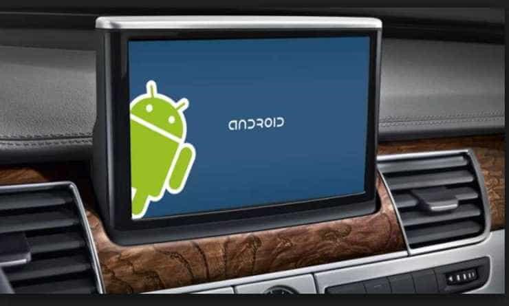 Android llegará a los tableros de los autos