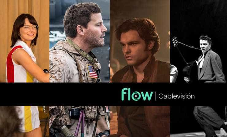 Qué miramos by Flow. La batalla de los sexos – Seal Team – Han Solo – Elvys Presley:The Searcher