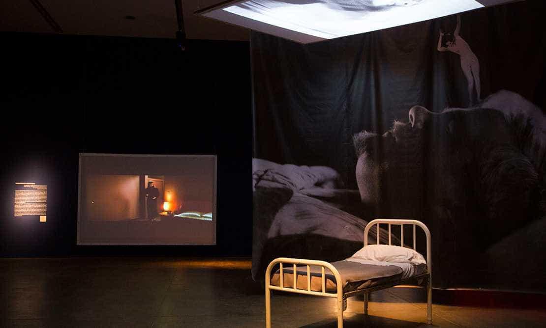 Películas en la menta en el Centro Cultural Recoleta