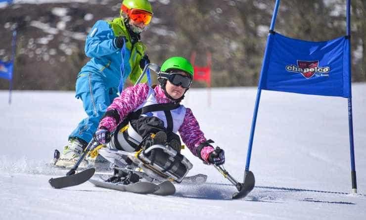 Encuentro de Esquí Adaptado Molly O´Brien en Cerro Chapelco