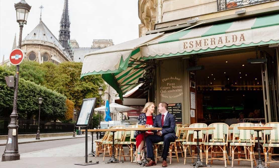 Brasseries parísinas imperdibles by @Euroviajeras
