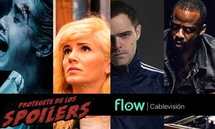 #QuéMiramos by Flow. La noche del demonio – Morir de amor – Un gallo para esculapio 2 – Impuros