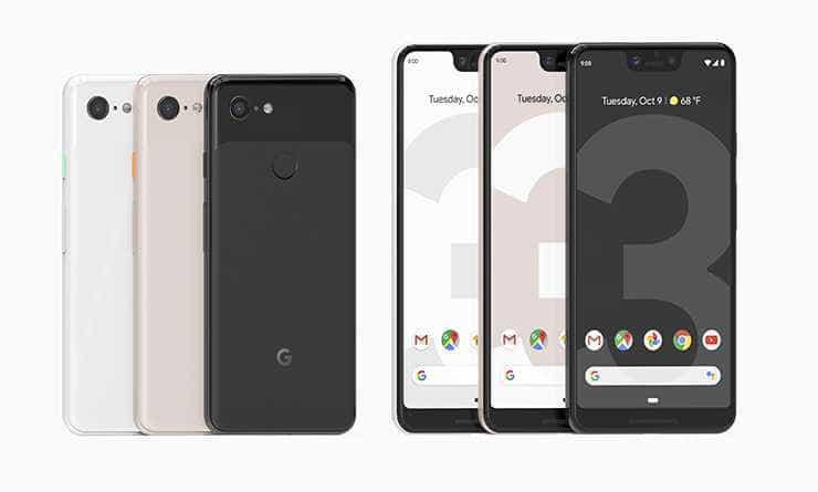 #MadeByGoogle 2018 Pixel 3 & Pixel 3 XL