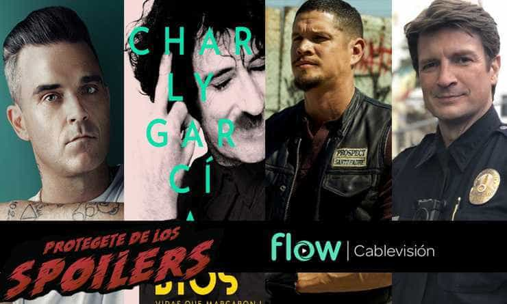 Qué miramos by Flow – Personal Fest – Bios – Mayans – The Rookie