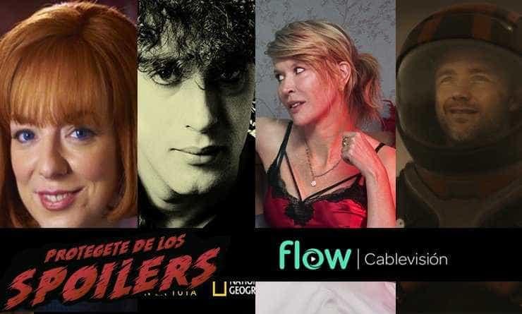 Qué miramos by Flow – Cilla – Bios – Sally 4Ever – Mars