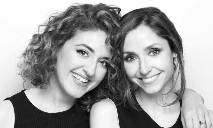 Sol Perkes y Paola Gandini