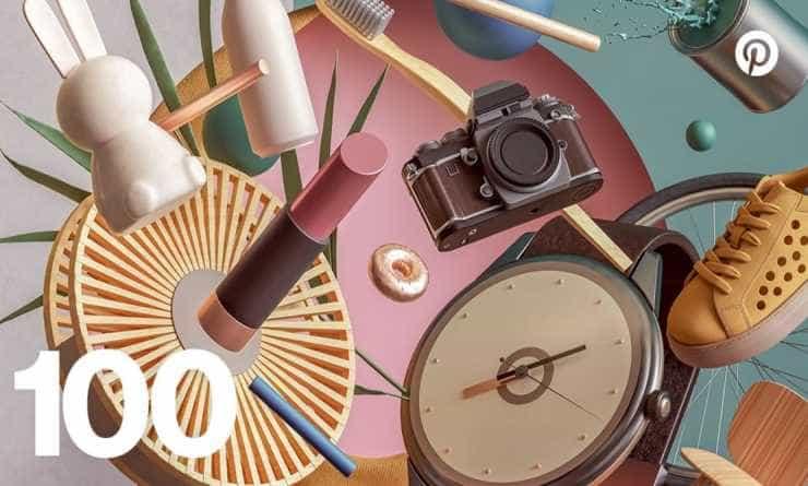 Las 100 tendencias de Pinterest para 2019