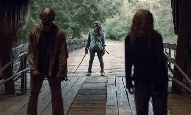 The Walking Dead 9na temporada
