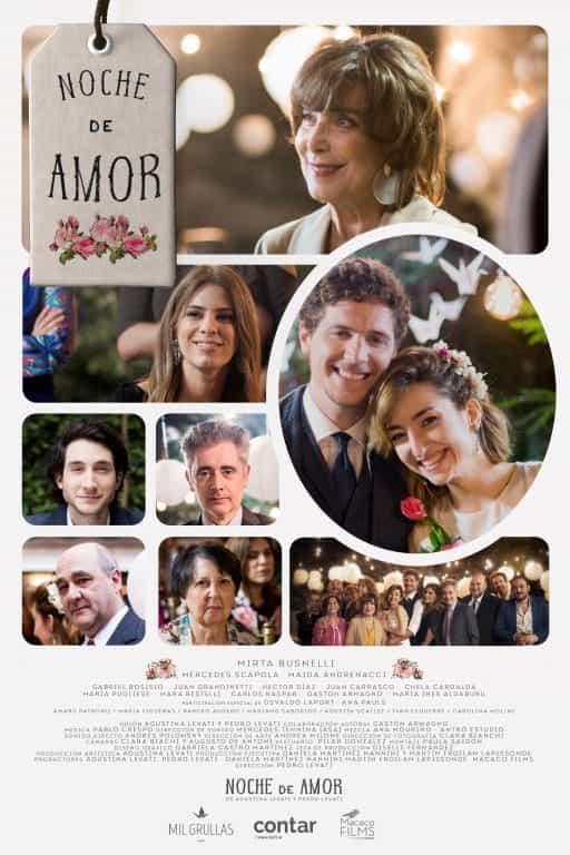 G7 | Noche de amor, la producción argentina seleccionada
