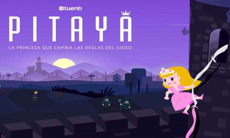 Pitaya, la princesa que cambia las reglas de juego